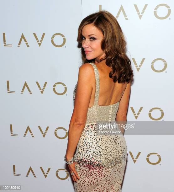 Actress Bobbie Eakes arrives at the 'All My Children' Daytime Emmy Post Award Celebration at Lavo on June 27 2010 in Las Vegas Nevada