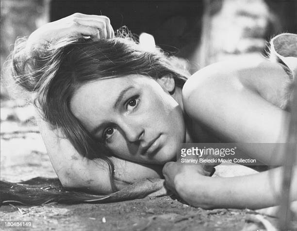 Actress Bonnie Bedelia in a scene from the movie 'The Strange Vengeance of Rosalie' 1972