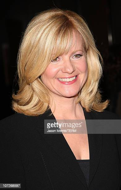 Actress Bonnie Hunt arrives at the 2008 ACE Eddie Awards at the Beverly Hilton Hotel on February 17 2008 in Beverly Hills California