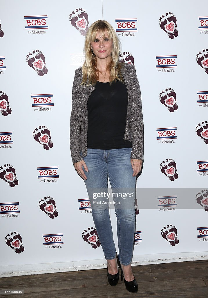 Actress Bonnie Summervil attends the Skechers 'Summer Soiree' at SkyBar at the Mondrian Los Angeles on August 21, 2013 in West Hollywood, California.