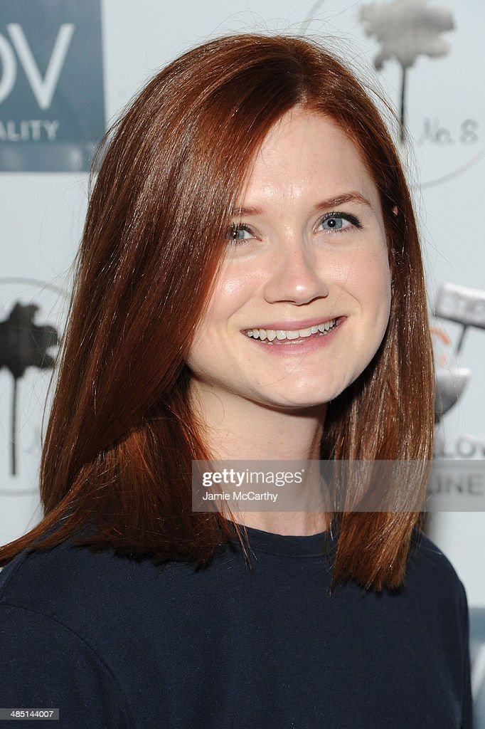 Actress <a gi-track='captionPersonalityLinkClicked' href=/galleries/search?phrase=Bonnie+Wright+-+Actress&family=editorial&specificpeople=2165996 ng-click='$event.stopPropagation()'>Bonnie Wright</a> attends the Global Poverty Project and LDV Hospitality special event kicking off the 2014 Live Below the Line campaign to inspire action to end extreme poverty by 2030 on April 16, 2014 in New York City.