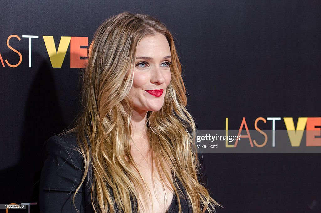 Actress Bre Blair attends the 'Last Vegas' premiere at the Ziegfeld Theater on October 29, 2013 in New York City.