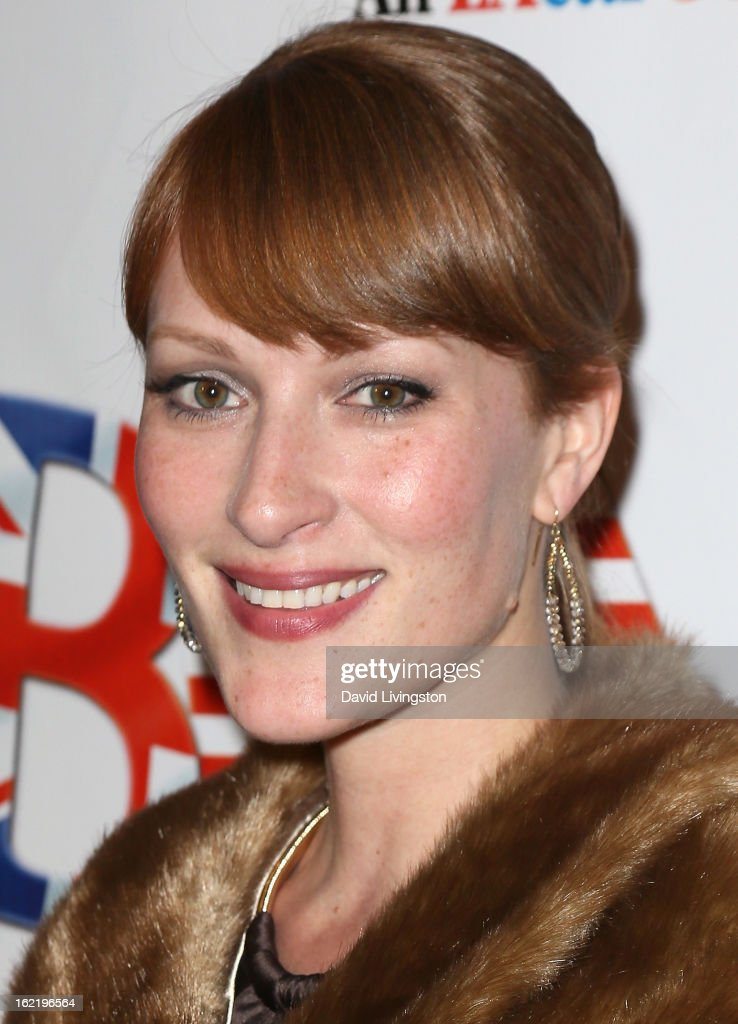 Actress Brea Bee attends the 6th Annual Toscar Awards at the Egyptian Theatre on February 19, 2013 in Hollywood, California.