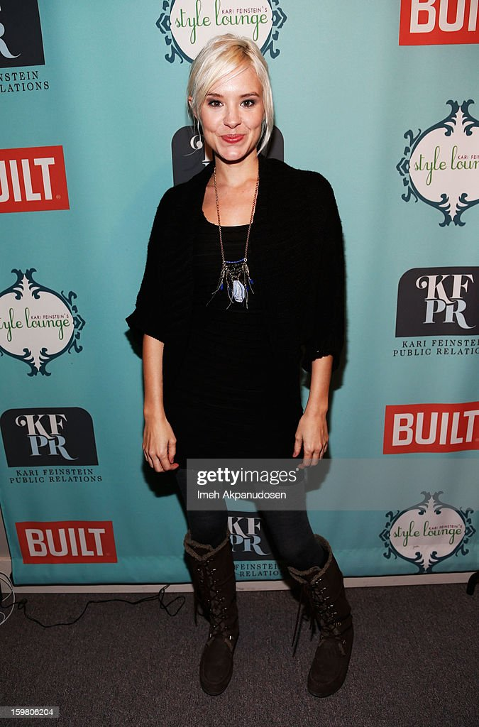 Actress Brea Grant attends Day 3 of the Kari Feinstein Style Lounge on January 20, 2013 in Park City, Utah.