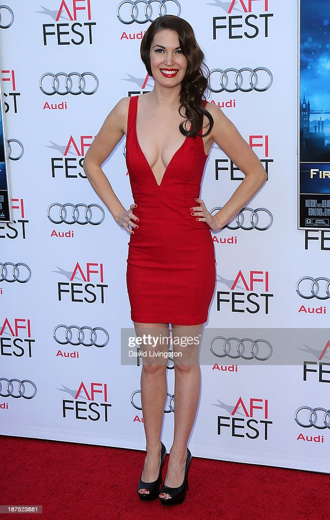 Actress Breann Johnson attends the AFI FEST 2013 presented by Audi 50th Anniversary Commemoration Screening of Disney's 'Mary Poppins' at the TCL Chinese Theatre on November 9, 2013 in Hollywood, California.