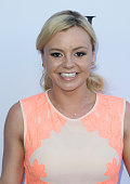 Actress Bree Olson attends the world premiere screening of the documentary 'Unity' at the DGA Theater on June 24 2015 in Los Angeles California