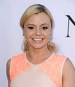 Actress Bree Olson attends the world premiere screening of 'Unity' at DGA Theater on June 24 2015 in Los Angeles California