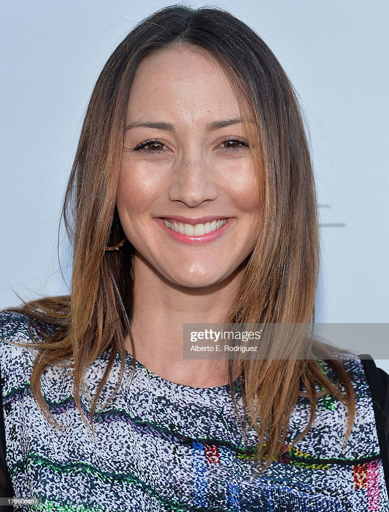 Actress <a gi-track='captionPersonalityLinkClicked' href=/galleries/search?phrase=Bree+Turner&family=editorial&specificpeople=233811 ng-click='$event.stopPropagation()'>Bree Turner</a> attends The Creative Coalition's 2013 Summer Soiree at Mari Vanna Los Angeles on June 19, 2013 in West Hollywood, California.