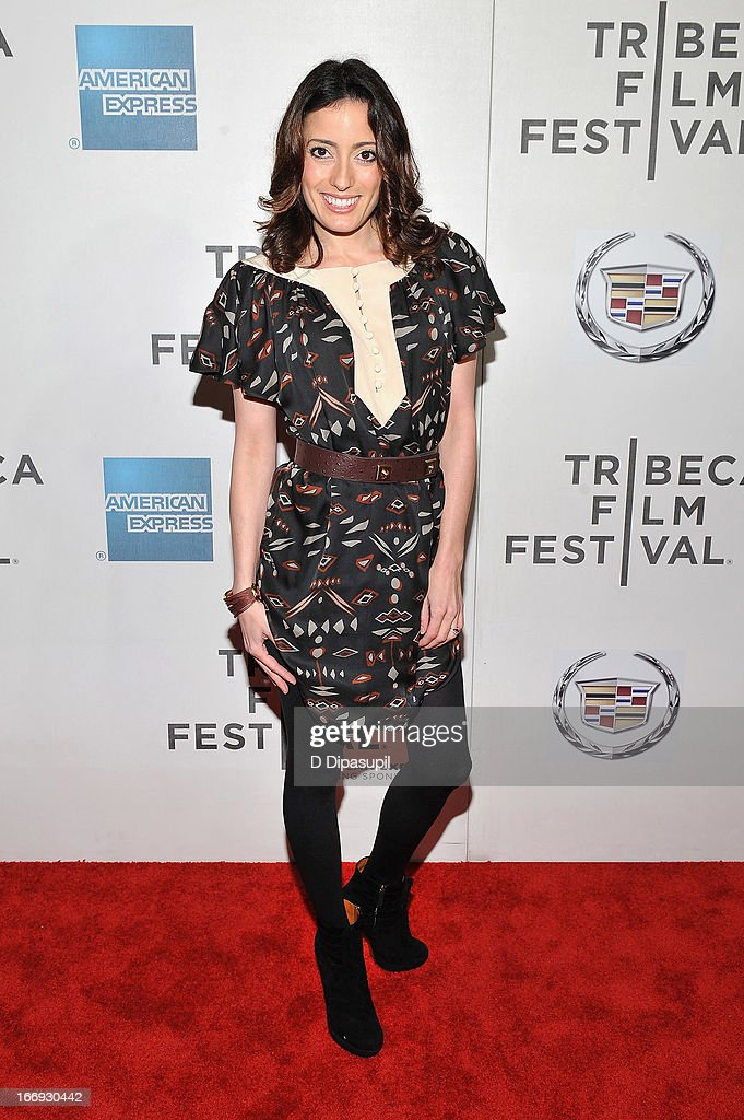 Actress Bree Warner attends the 'Almost Christmas' world premiere during the 2013 Tribeca Film Festival on April 18, 2013 in New York City.