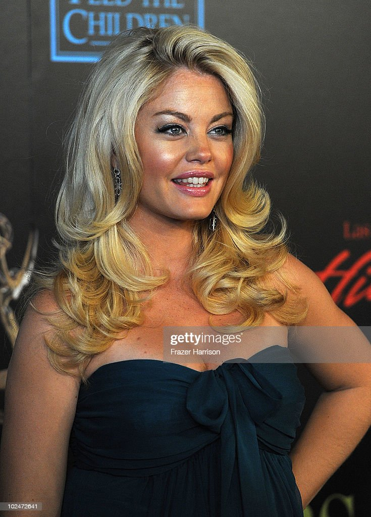 Actress Bree Williamson arrives at the 37th Annual Daytime Entertainment Emmy Awards held at the Las Vegas Hilton on June 27, 2010 in Las Vegas, Nevada.