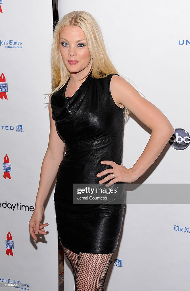 Actress Bree Williamson attends the 7th Annual ABC & SOAPnet Salute Broadway Cares/Equity Fights Aids Benefit closing celebration at The New York Marriott Marquis on March 13, 2011 in New York City.