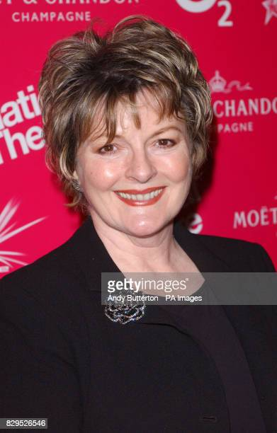 Actress Brenda Blethyn arrives