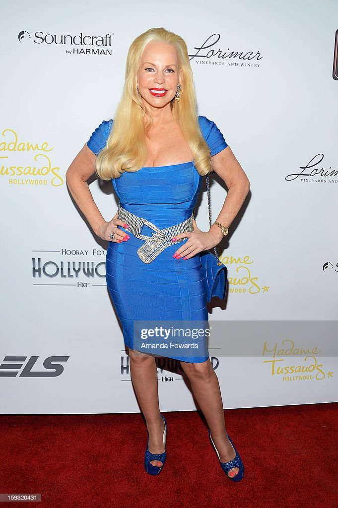Actress Brenda Dickson arrives at the Hooray For Hollywood...High Gala at the El Capitan Theatre on January 10, 2013 in Hollywood, California.