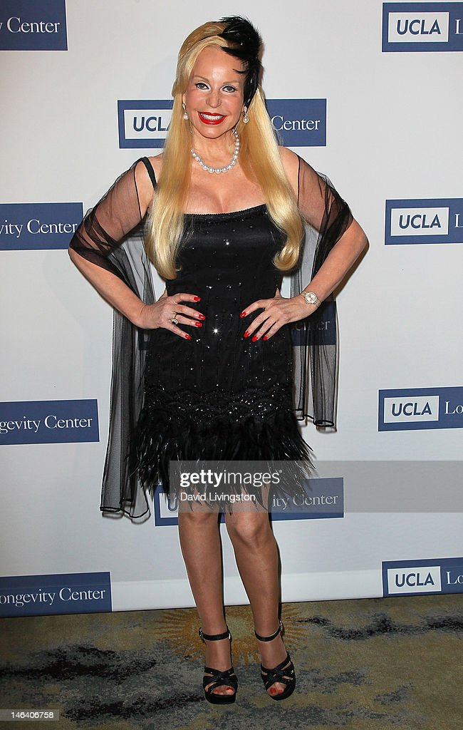 Actress Brenda Dickson attends the UCLA Longevity Center's 2012 ICON Awards at the Beverly Hills Hotel on June 6, 2012 in Beverly Hills, California.