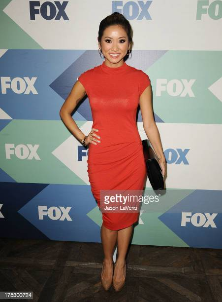 Actress Brenda Song attends the FOX AllStar Party on August 1 2013 in West Hollywood California