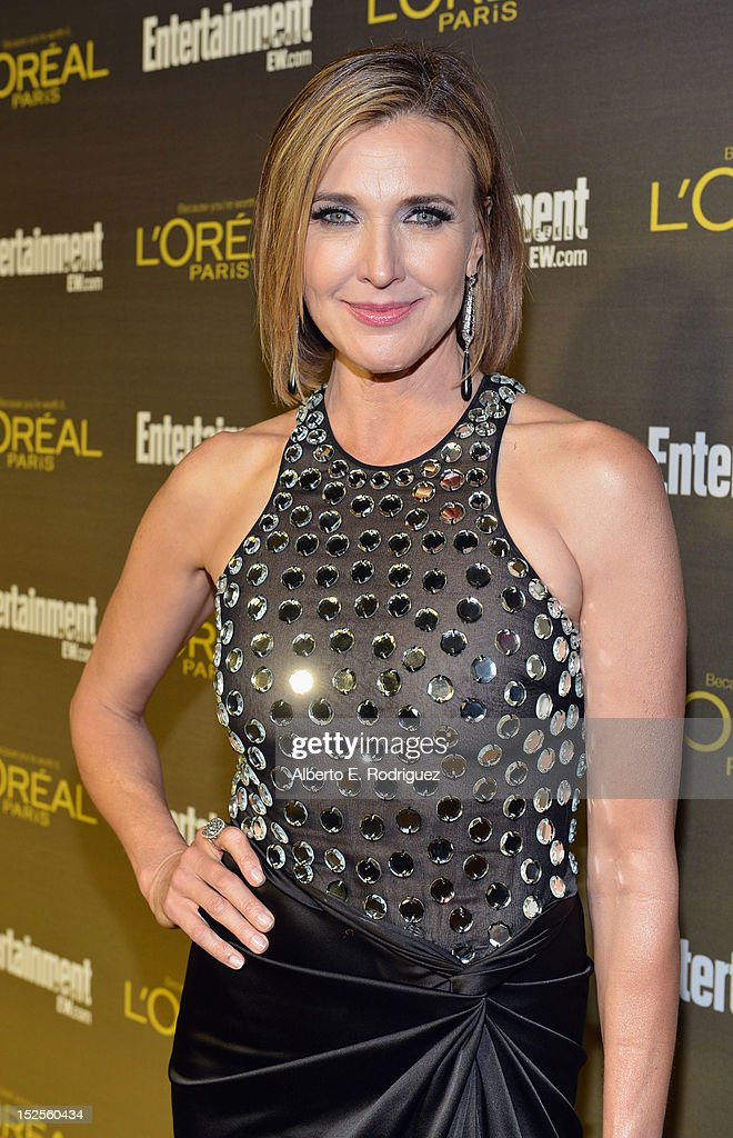 Actress Brenda Strong attends The 2012 Entertainment Weekly Pre-Emmy Party Presented By L'Oreal Paris at Fig & Olive Melrose Place on September 21, 2012 in West Hollywood, California.