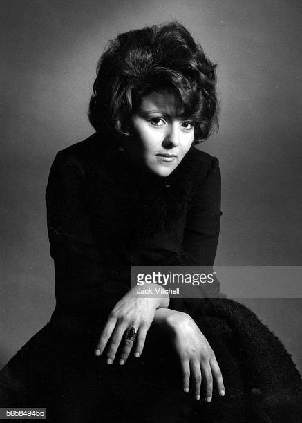 Actress Brenda Vaccaro 1968 Photo by Jack Mitchell/Getty Images
