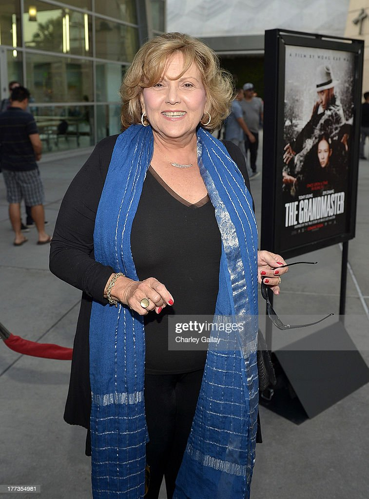 Actress <a gi-track='captionPersonalityLinkClicked' href=/galleries/search?phrase=Brenda+Vaccaro&family=editorial&specificpeople=706041 ng-click='$event.stopPropagation()'>Brenda Vaccaro</a> arrives at a screening of The Weinstein Company And Annapurna Pictures' 'The Grandmaster' at the Arclight Theatre on August 22, 2013 in Los Angeles, California.
