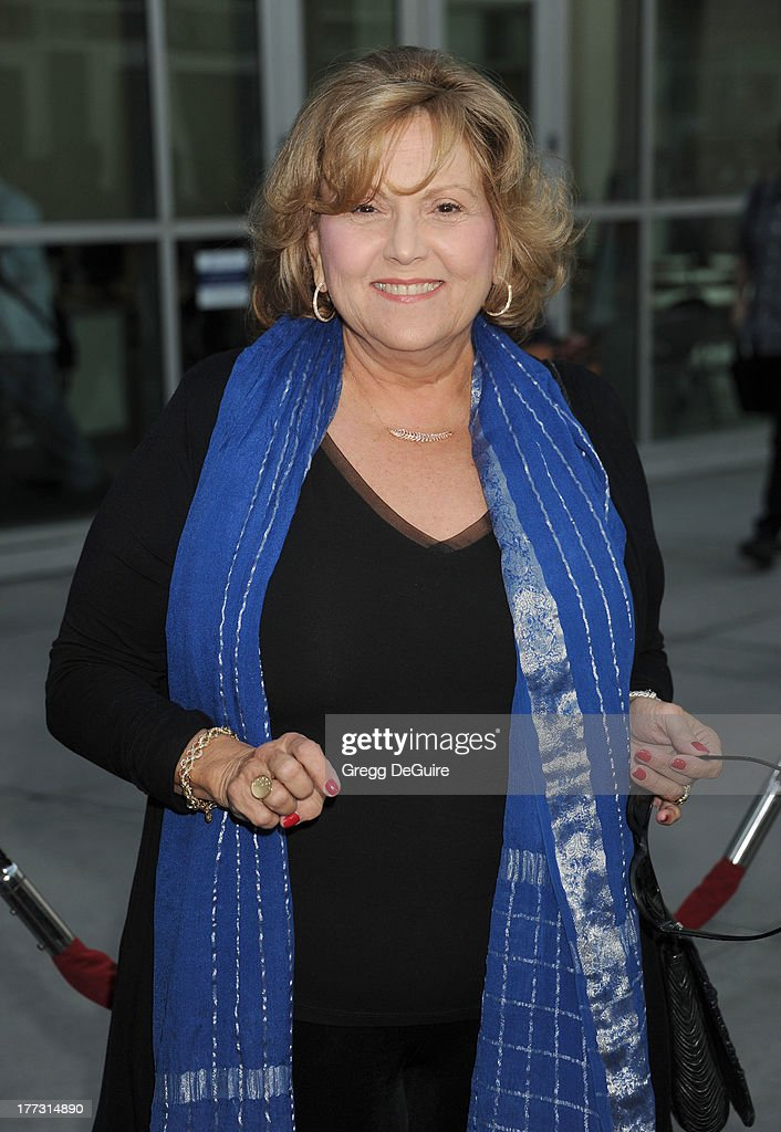 Actress <a gi-track='captionPersonalityLinkClicked' href=/galleries/search?phrase=Brenda+Vaccaro&family=editorial&specificpeople=706041 ng-click='$event.stopPropagation()'>Brenda Vaccaro</a> arrives at the Los Angeles premiere of 'The Grandmaster' at ArcLight Cinemas on August 22, 2013 in Hollywood, California.