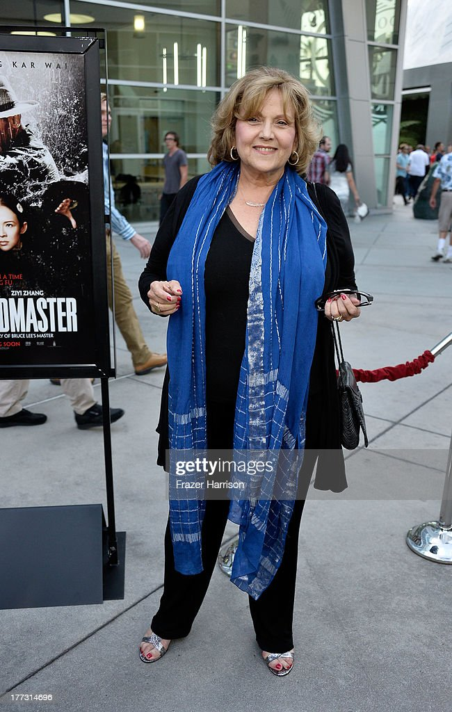 Actress <a gi-track='captionPersonalityLinkClicked' href=/galleries/search?phrase=Brenda+Vaccaro&family=editorial&specificpeople=706041 ng-click='$event.stopPropagation()'>Brenda Vaccaro</a> arrives at the Screening Of The Weinstein Company And Annapurna Pictures' 'The Grandmaster' - at ArcLight Cinemas on August 22, 2013 in Hollywood, California.