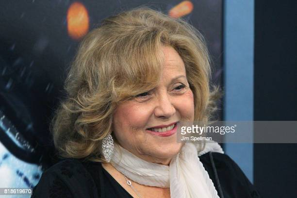 Actress Brenda Vaccaro attends the 'DUNKIRK' New York premiere at AMC Lincoln Square IMAX on July 18 2017 in New York City