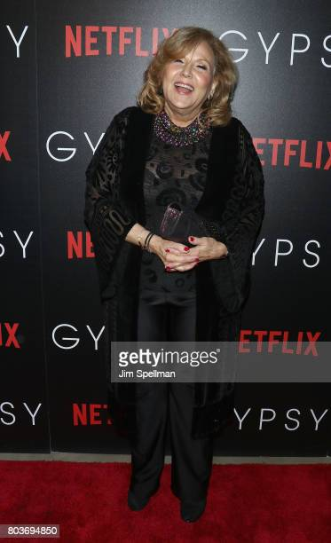 Actress Brenda Vaccaro attends the special screening of 'Gypsy' hosted by Netflix at Public Arts at Public on June 29 2017 in New York City