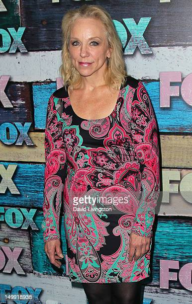 Actress Brett Butler attends the FOX AllStar Party on July 23 2012 in West Hollywood California