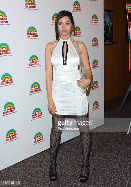 Actress Bria Lynn Massie attends the Premiere of 'The M Word' at DGA Theater on April 2 2014 in Los Angeles California
