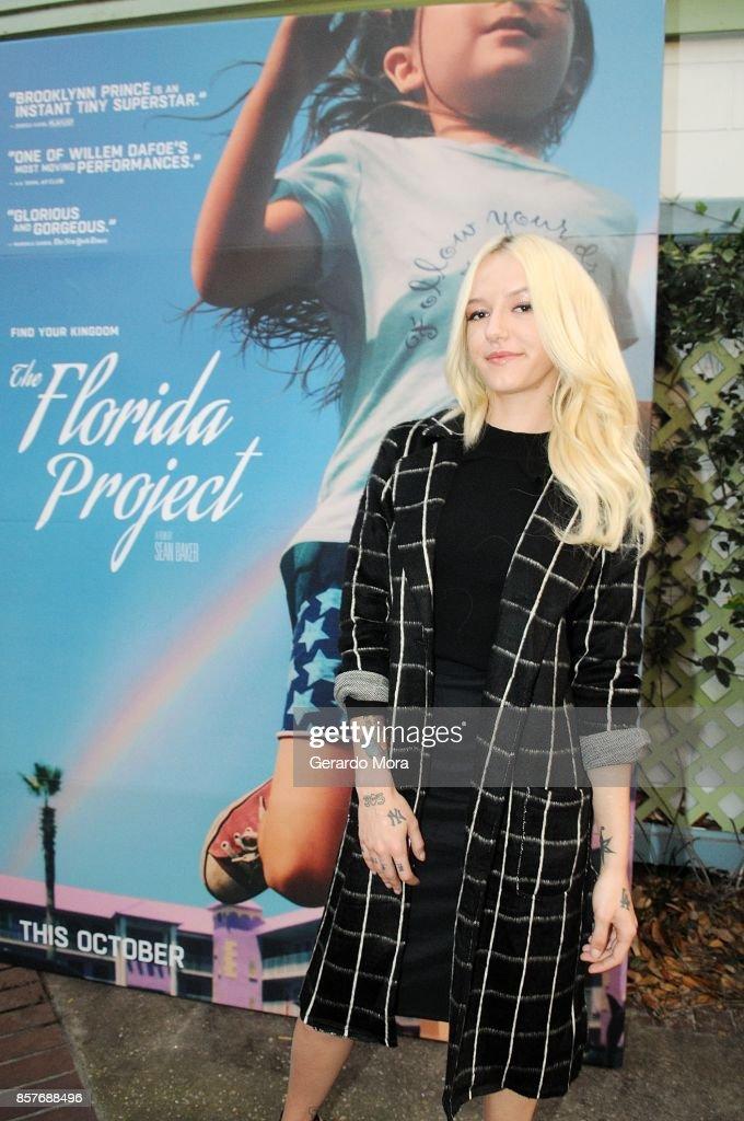"""""""THE FLORIDA PROJECT"""" Cast & Crew Orlando Premiere"""