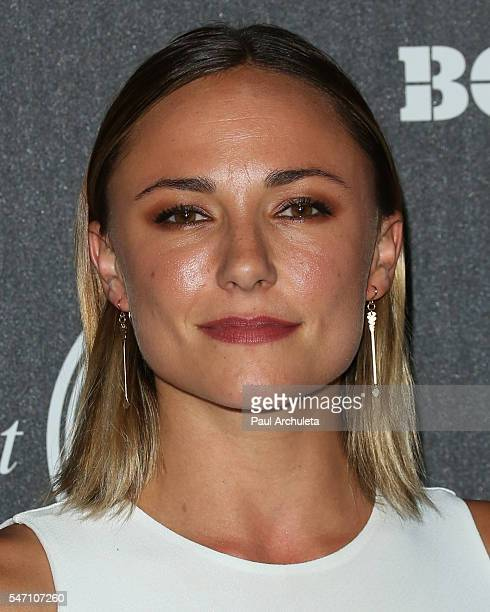 Actress Briana Evigan attends the ESPN Magazine BODY issue party at Avalon Hollywood on July 12 2016 in Los Angeles California