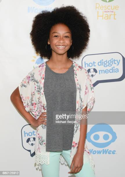 Actress Brianna Reed attends Celebrities to the Rescue Hollywood's Day of Community Service on May 6 2017 in Studio City California