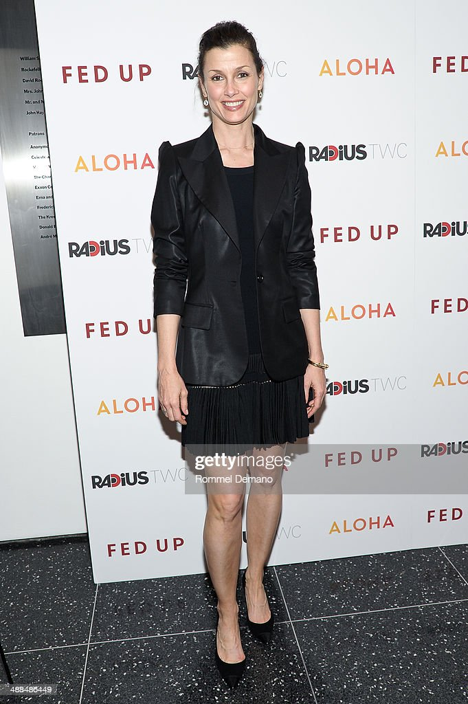 Actress Bridget Monynahan attends the 'Fed Up' premiere at Museum of Modern Art on May 6, 2014 in New York City.