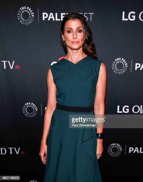 Actress Bridget Moynahan attends PaleyFest NY 2017 'Blue Bloods' at The Paley Center for Media on October 16 2017 in New York City