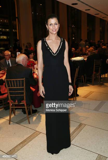 Actress Bridget Moynahan attends Richard Tucker Music Foundation's 38th annual gala at Avery Fisher Hall Lincoln Center on November 17 2013 in New...