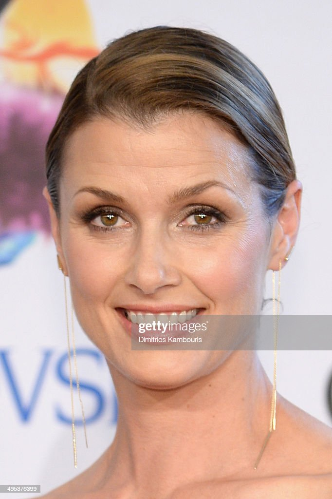 Actress Bridget Moynahan attends the 2014 CFDA fashion awards at Alice Tully Hall, Lincoln Center on June 2, 2014 in New York City.