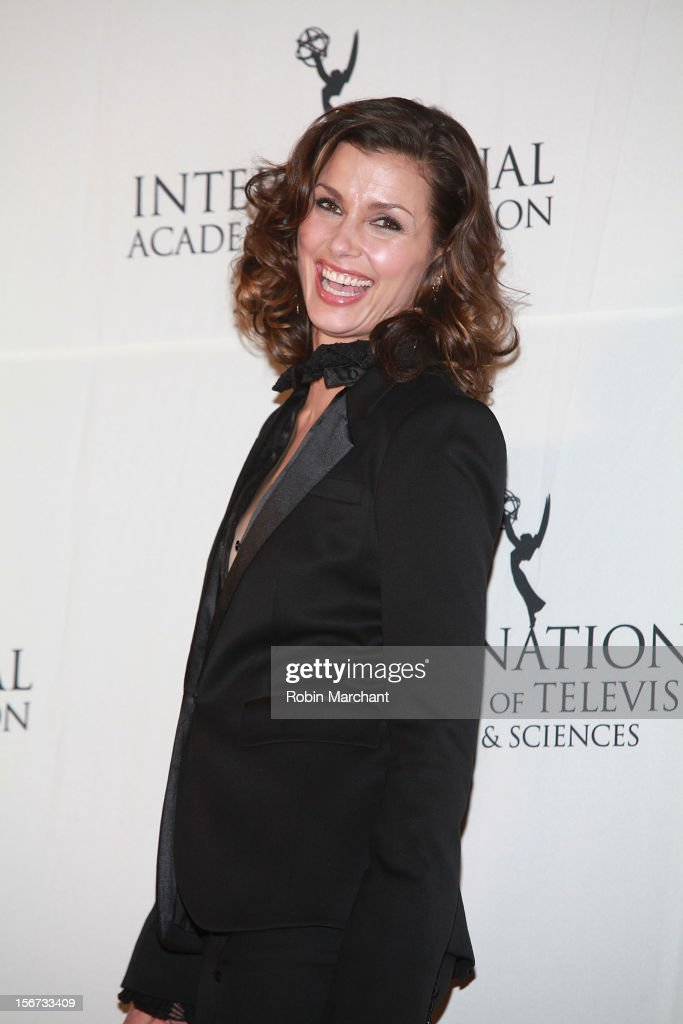 Actress Bridget Moynahan attends the 40th International Emmy Awards on November 19, 2012 in New York City.