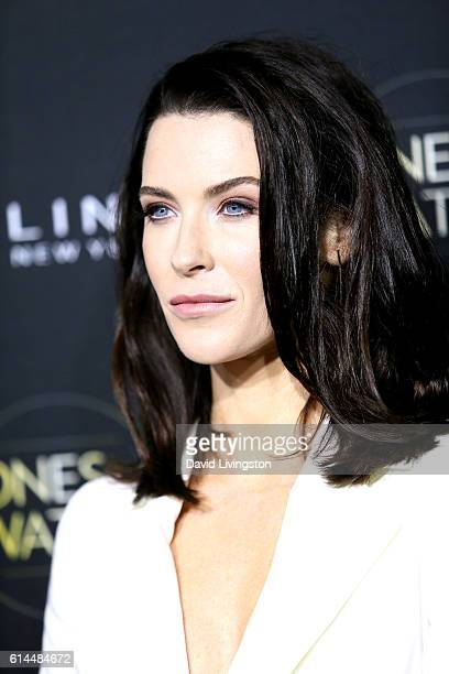 Actress Bridget Regan arrives at People's 'Ones to Watch' at EP LP on October 13 2016 in West Hollywood California