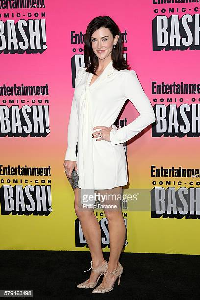 Actress Bridget Regan attends Entertainment Weekly's Annual ComicCon Party 2016 at Float at Hard Rock Hotel San Diego on July 23 2016 in San Diego...