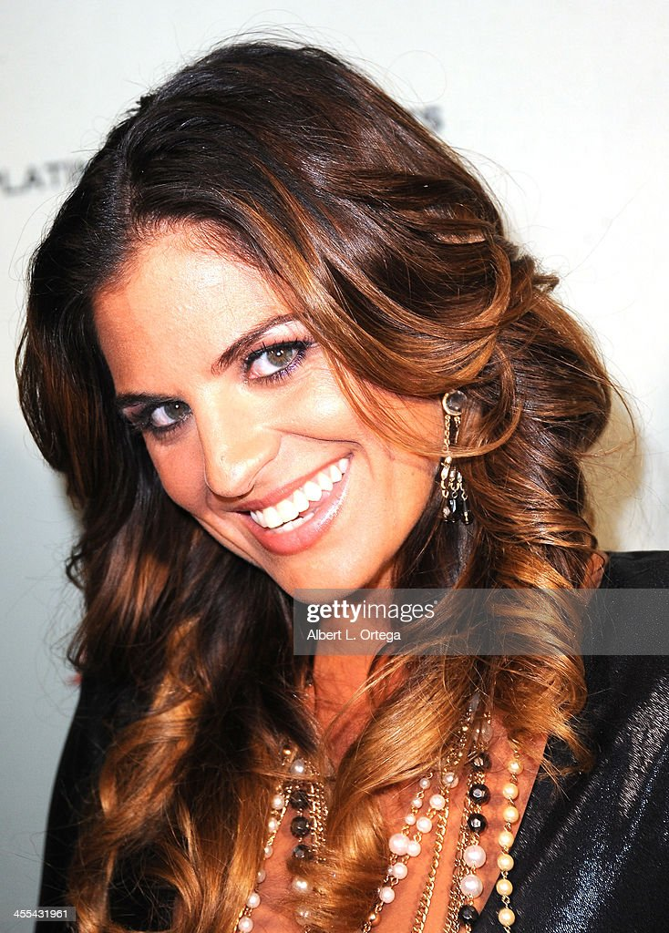 Actress Bridgetta Tomarchio attends the 6th Annual Babes In Toyland Charity Toy Drive held at The Station at The W Hotel on December 11, 2013 in Hollywood, California.
