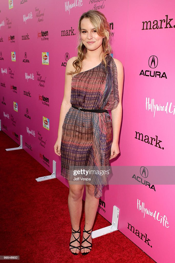 Actress Bridgit Mendler arrives at the 12th annual Young Hollywood Awards sponsored by JC Penney , Mark. & Lipton Sparkling Green Tea held at the Ebell of Los Angeles on May 13, 2010 in Los Angeles, California.