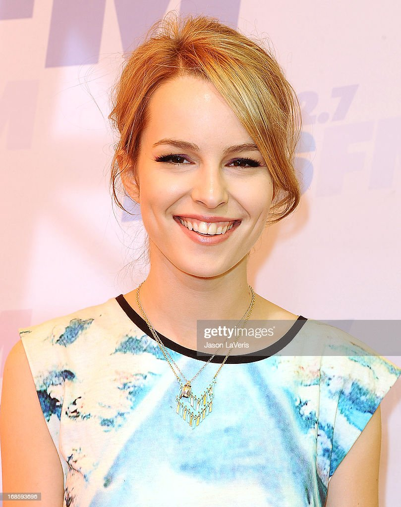 Actress Bridgit Mendler attends 102.7 KIIS FM's Wango Tango at The Home Depot Center on May 11, 2013 in Carson, California.