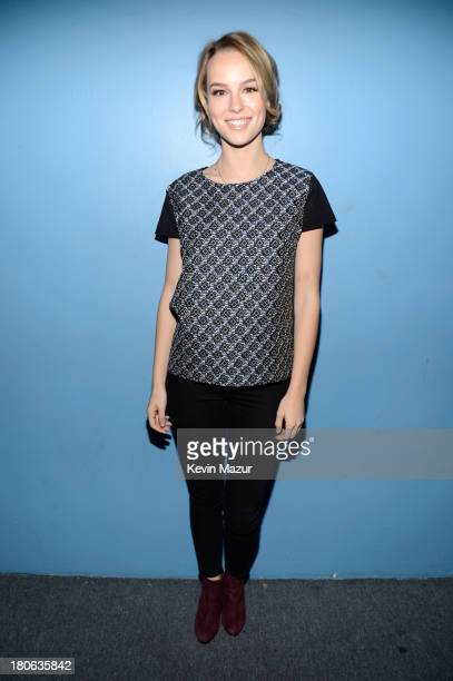Actress Bridgit Mendler attends the 'TJ Martell Foundation's 14th Annual Family Day Honoring Paradigm Talent Agency's Marty Diamond and Family' at...