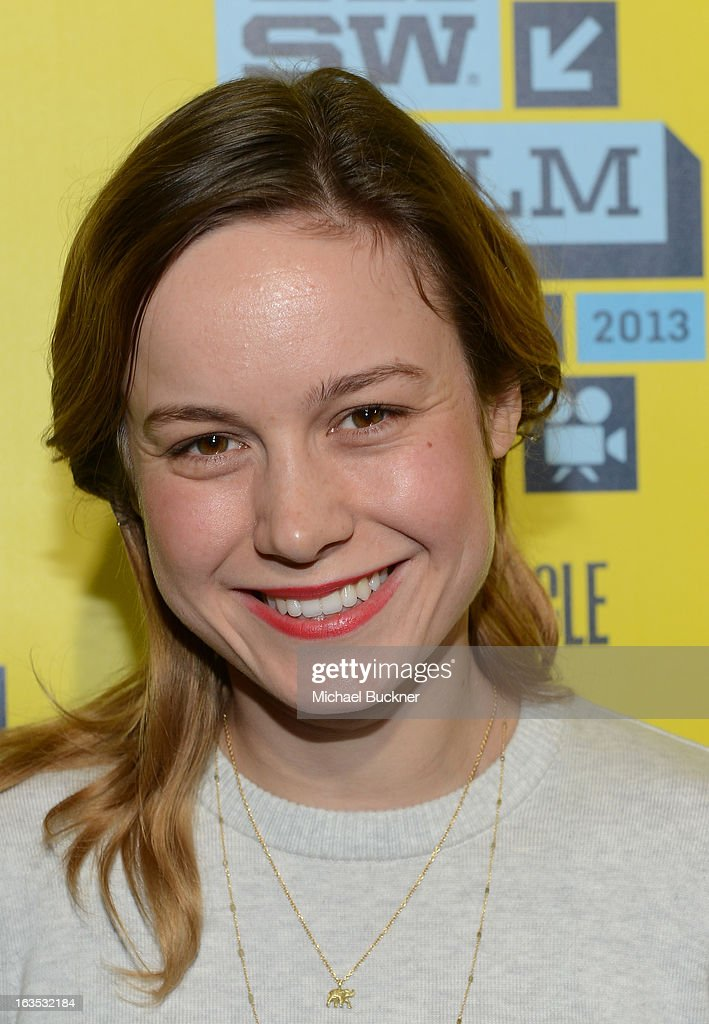 Actress Brie Larson arrives to the screening of 'Don Jon's Addiction' during the 2013 SXSW Music, Film + Interactive Festival at the Paramount Theatre on March 11, 2013 in Austin, Texas.
