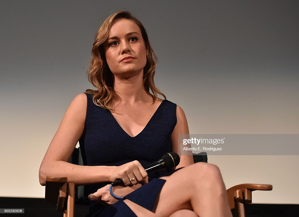"""Brie Larson Gallery: Special Screening With Brie Larson For """"Room"""""""