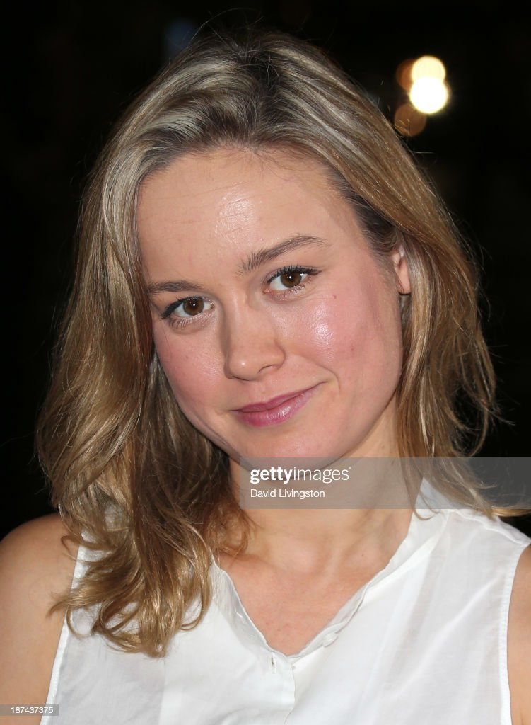 Actress <a gi-track='captionPersonalityLinkClicked' href=/galleries/search?phrase=Brie+Larson&family=editorial&specificpeople=171226 ng-click='$event.stopPropagation()'>Brie Larson</a> attends the Los Angeles Times Young Hollywood Roundtable at AFI FEST 2013 presented by Audi at the TCL Chinese Theatre on November 8, 2013 in Hollywood, California.
