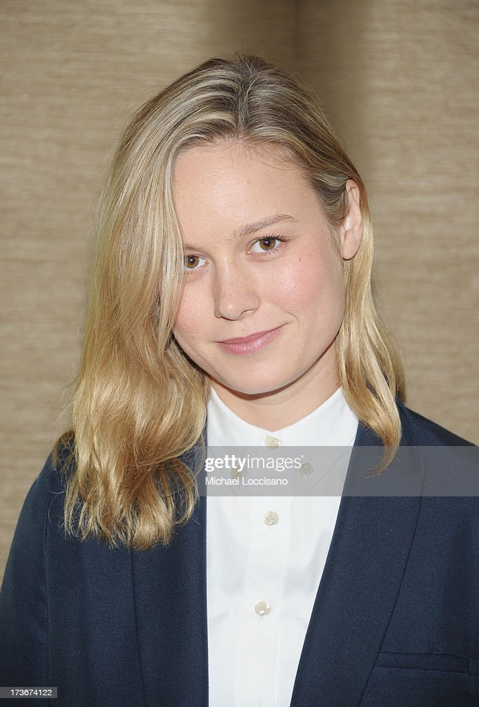 Actress Brie Larson attends the 'Short Term 12' New York special screening at Dolby 88 Theater on July 16, 2013 in New York City.
