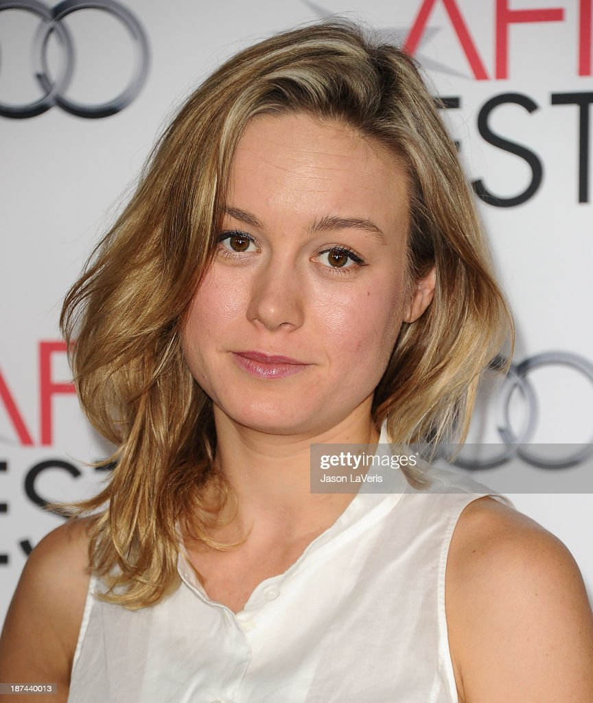 Actress <a gi-track='captionPersonalityLinkClicked' href=/galleries/search?phrase=Brie+Larson&family=editorial&specificpeople=171226 ng-click='$event.stopPropagation()'>Brie Larson</a> attends the Young Hollywood Roundtable at the 2013 AFI Fest at TCL Chinese Theatre on November 8, 2013 in Hollywood, California.