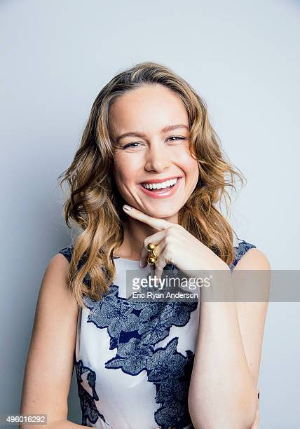 Actress Brie Larson is photographed for LA Confidential on April 14 2015 in New York City