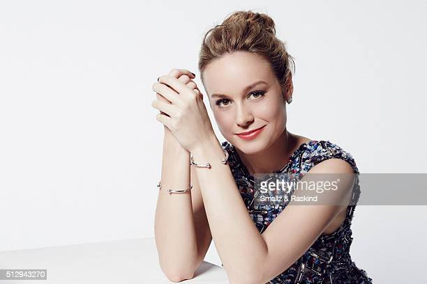 Actress Brie Larson poses for a portrait at the 2016 Film Independent Spirit Awards on February 27 2016 in Santa Monica California