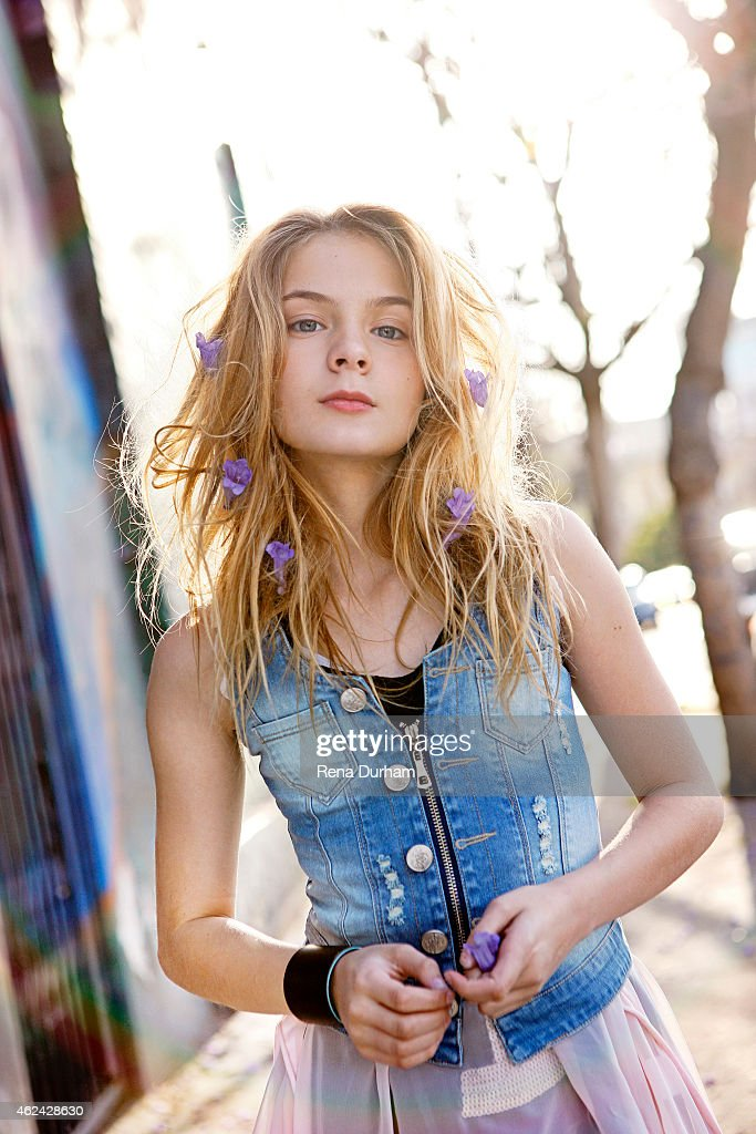 Actress <a gi-track='captionPersonalityLinkClicked' href=/galleries/search?phrase=Brighton+Sharbino&family=editorial&specificpeople=10155268 ng-click='$event.stopPropagation()'>Brighton Sharbino</a> is photographed for LVLten Magazine on April 23, 2014 in Los Angeles, California.